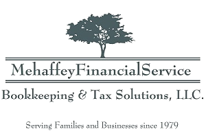 Mehaffey Financial ServiceBookkeeping & Tax Solutions, LLC.